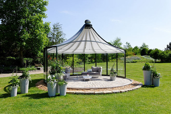 glass gazebos elite 5.28 pagoda roof