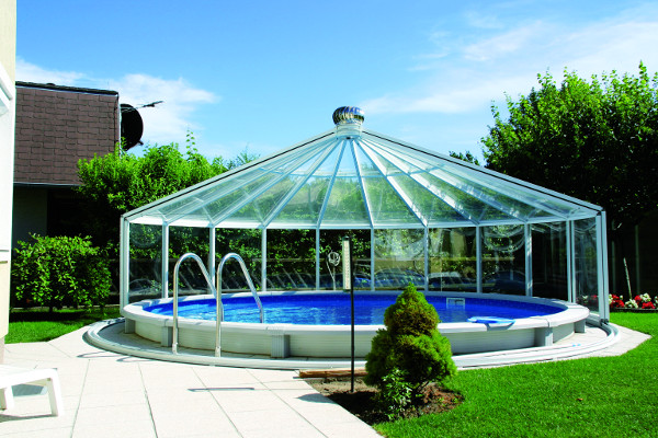 glass gazebos elite 6.57 straight roof