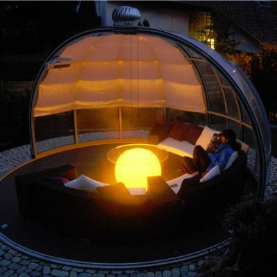 Glass Gazebos Dome 4.62 2