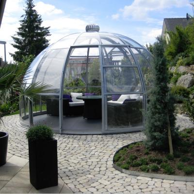 Glass Gazebos Dome 4.62 3